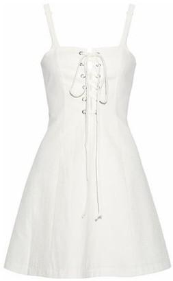 Solid & Striped Staud X STAUD x Short dress