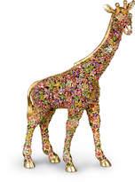 Jay Strongwater Mille Fiori Giraffe Figurine