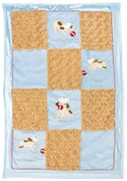 Bunnies by the Bay Stroller Blanket, Skipits Chaseball (japan import)