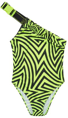 Nicce Vortex Swimsuit Womens
