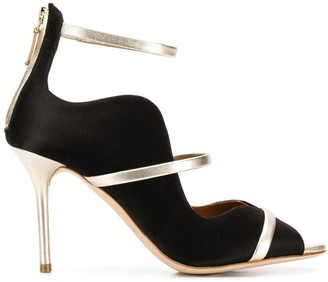 Malone Souliers Heeled Strappy Sandals