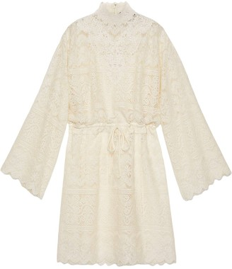 Gucci GG lace dress