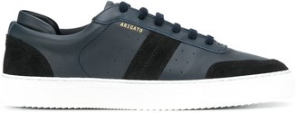 Axel Arigato Suede Panel Sneakers