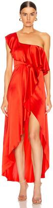 Alexis Austyn Dress in Red | FWRD