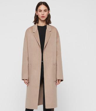 AllSaints Albie Coat