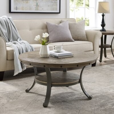 Williston Forge Rauscher Coffee Table With Storage Shopstyle