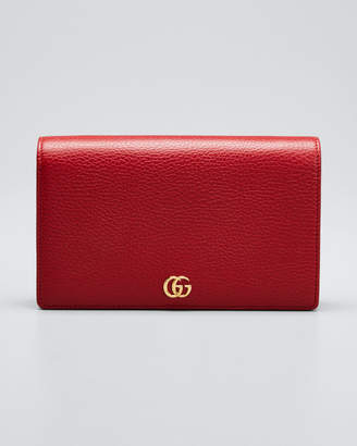 Gucci GG Marmont Wallet on a Chain