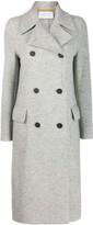 Harris Wharf London classic double-breasted coat