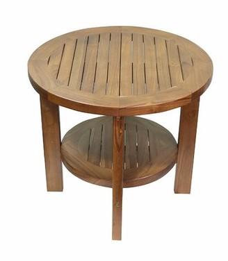 Millwood Pines Burgos Solid Wood Coffee Table Millwood Pines
