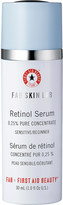First Aid Beauty Skin Lab Retinol Serum 0.25% Pure Concentrate 30ml