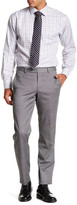 Ted Baker Jarrett Grey Screen Check Wool Trouser