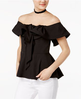 Mare Mare Vence Off-The-Shoulder Top