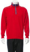 Paul & Shark Mock Neck Half-Zip Sweater w/ Tags