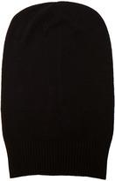 Rick Owens Cotton Beanie in Black