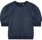 ADAM by Adam Lippes Jersey Sweatshirt - Navy