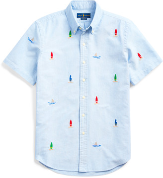 Ralph Lauren Classic Fit Surfboard Shirt