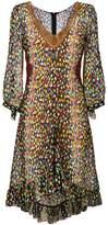 Marco De Vincenzo leopard print dress