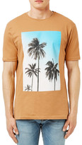 Topman Palms Graphic T-Shirt