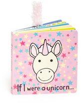 """Jellycat If I Were A Unicorn"""" Book"""