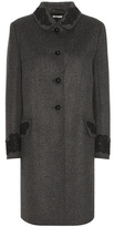 Miu Miu Wool Coat