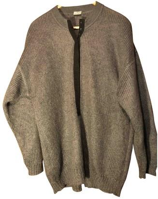 Liviana Conti Grey Wool Knitwear for Women