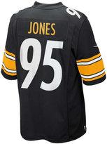 Nike Men's Jarvis Jones Pittsburgh Steelers Game Jersey
