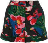 Valentino Tropical Dream shorts