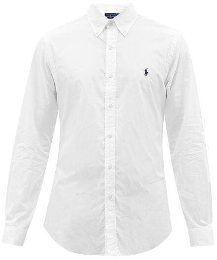 c2efe0509 White Fitted Shirt - ShopStyle Australia