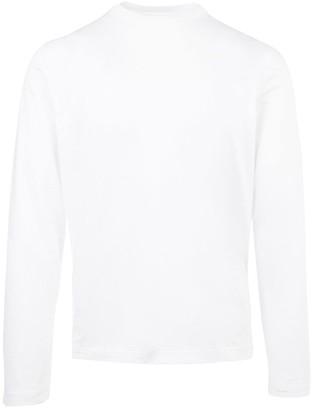 Prada Classic Long-Sleeved T-Shirt