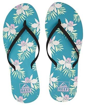 Reef Bliss-Full (Gold Pyramids) Women's Sandals