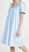 Thumbnail for your product : HVN Throw Over Beach Dress