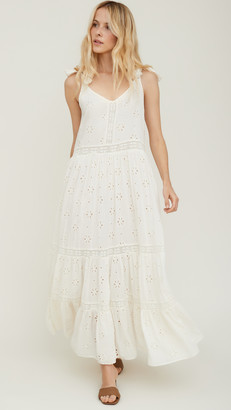 The Great The Eyelet Grove Dress.
