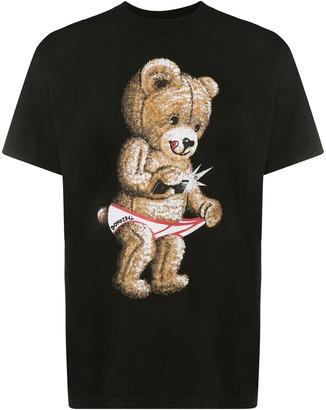 Dom Rebel Snap printed T-shirt