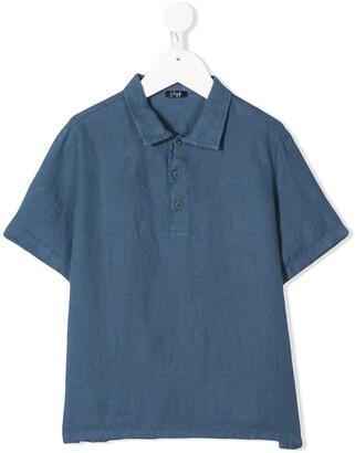 Il Gufo Button Polo Shirt