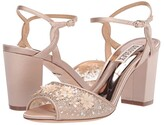 Badgley Mischka Carlie (Nude) Women's Shoes