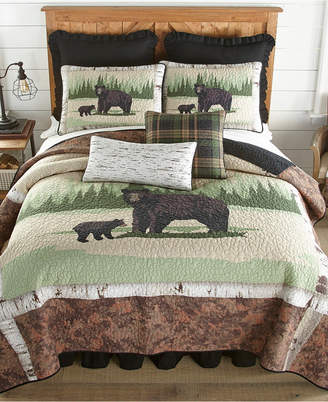 American Heritage Textiles 2 Piece Quilt Set- Twin