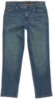 Tu clothing Green Tint Wash Denim Straight Jeans