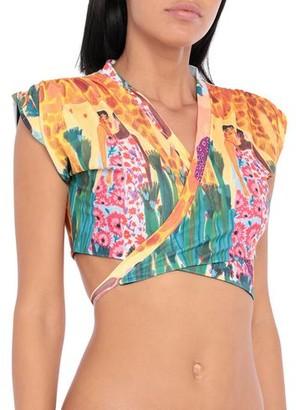 Carolina K. Bikini top