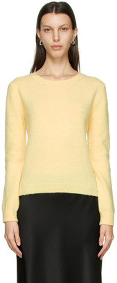 Nanushka Yellow Rei Sweater