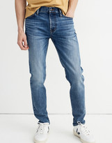 Madewell Slim Jeans in Erie Wash