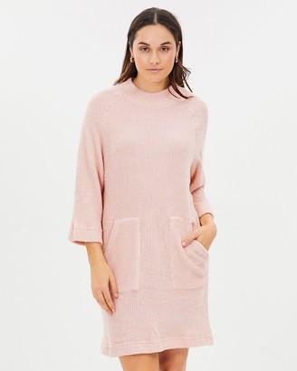 Privilege Witchcraft Oversized Tunic Dress