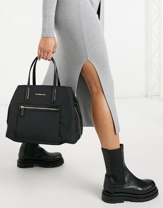 Fiorelli Sarah nylon grab bag in black