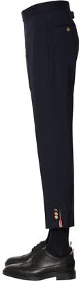 Thom Browne SUPER 120 S WOOL TWILL PANTS
