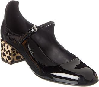 Giuseppe Zanotti Patent Loafer