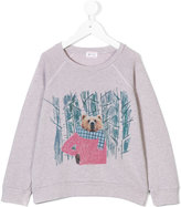 Morley Bass Mrs Bear sweater