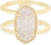 Kendra Scott Elyse Ring in Gold