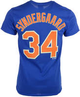 Majestic Men's Noah Syndergaard New York Mets Player T-Shirt