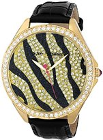 Betsey Johnson Women's BJ00248-07 Black Watch