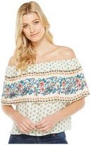 Brigitte Bailey Ishani Off the Shoulder Top Women's Clothing