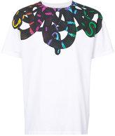 Marcelo Burlon County of Milan Leonardo T-shirt - men - Cotton - XXL